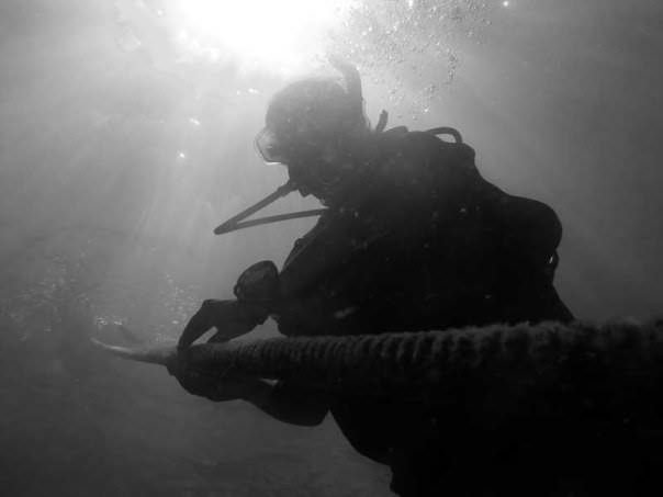 Scuba diving skills and techniques