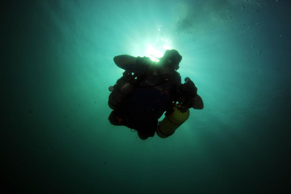 Sidemount Diving Subic Bay Philippines