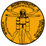 Raid sidemount technical advanced wreck course Philippines