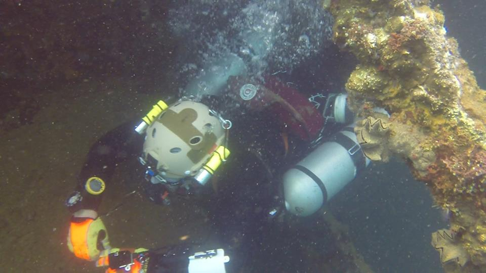 best sidemount diving course philippines