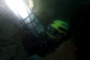 technical sidemount wreck course subic philippines