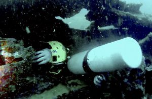 best sidemount instructor Philippines