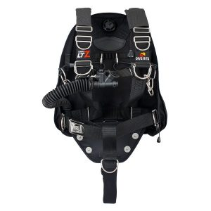 deluxe sidemount harness style