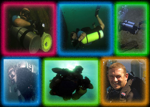 andy davis technical diving instructor