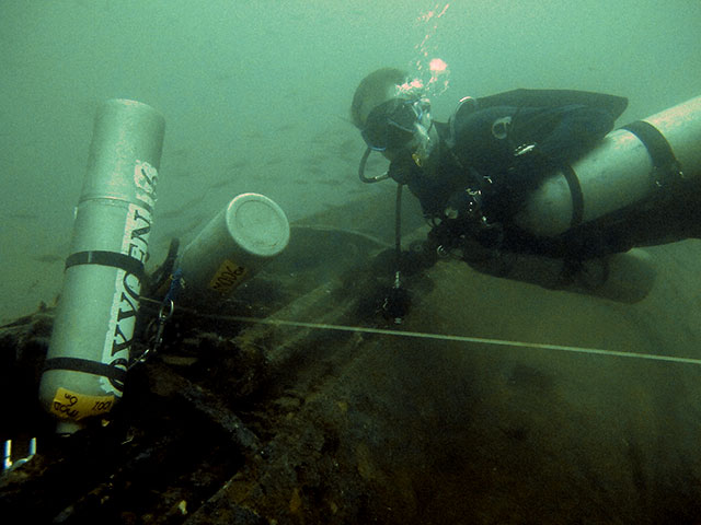 Tec45 Sidemount Course Subic Bay Philippines