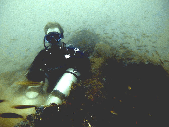 Technical Sidemount Course Subic Bay Philippines