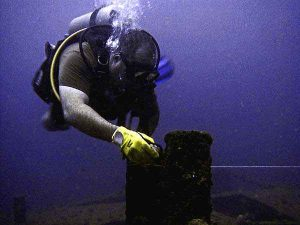 wreck diving course techniques training quality shipwreck penetration skills