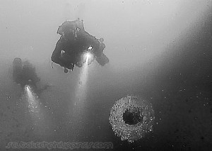 sidemount wreck diving philippines