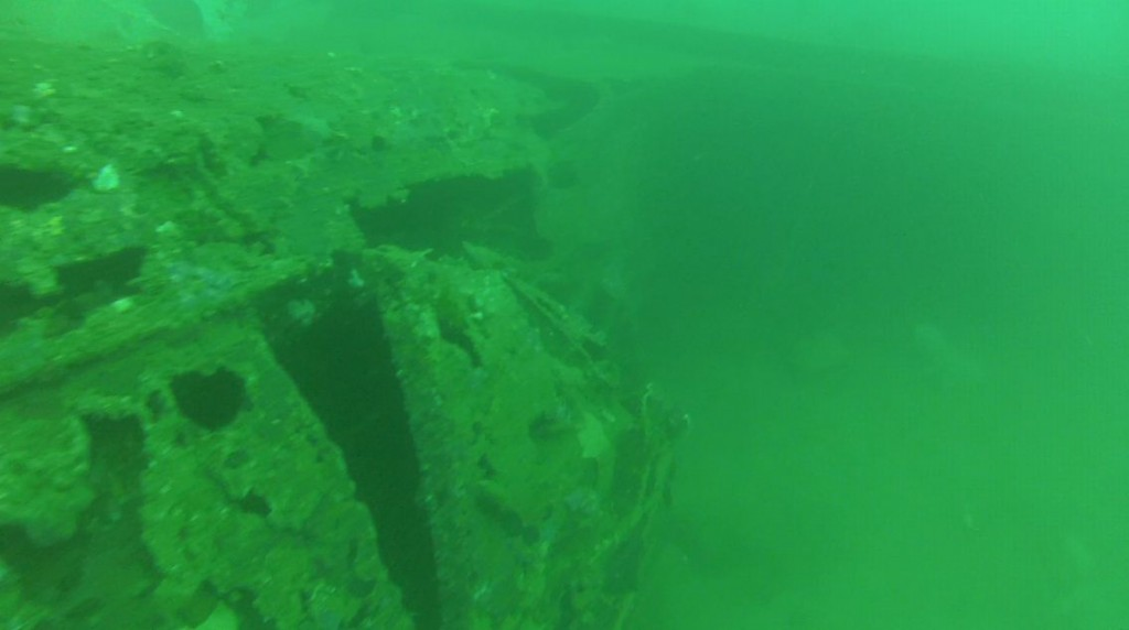 C-47 skytrain dc-3 dakota subic bay philippines wreck