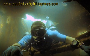 technical diving instructor sidemount advanced wreck philippines