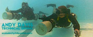 technical diving instructor sidemount philippines