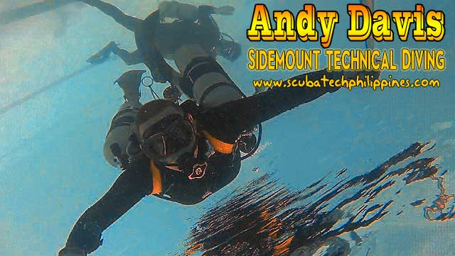 diy sidemount homemade diving technical equipment