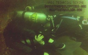extreme wreck diving restrictions