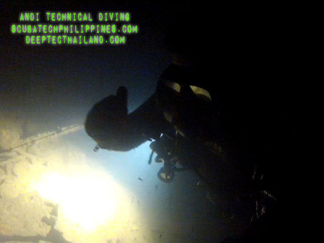 ANDI-Technical-Diving-Advanced-Sidemount Course