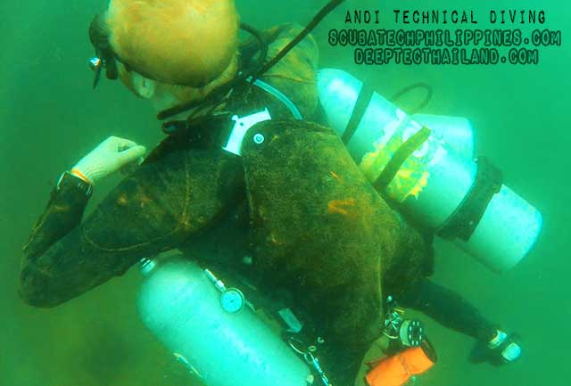 Advanced-Sidemount-Course Subic Bay