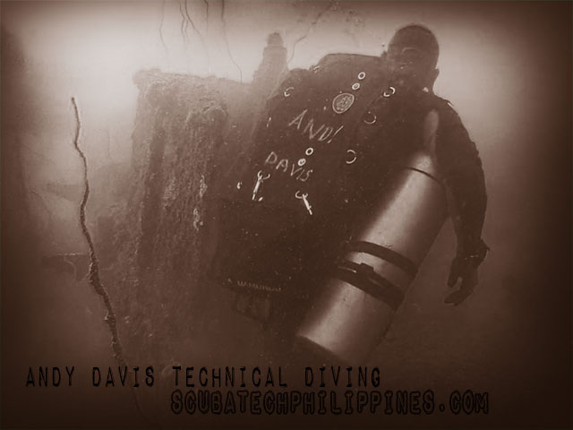 Andy-Davis-Technical-Diving Courses Philippines
