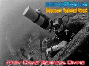 sidemount_technical_wreck diving restrictions