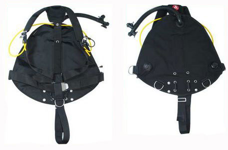 Audaxpro-point-break-sidemount system