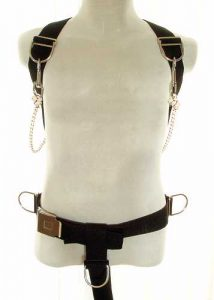 Darkside sidemount harness