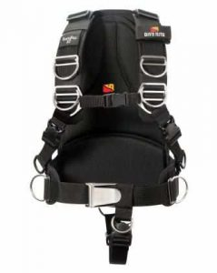 DiveRite Transpac XT Harness Sidemount