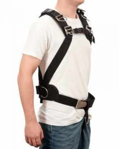 DiveRite Transpac XT Tech Harness Sidemount