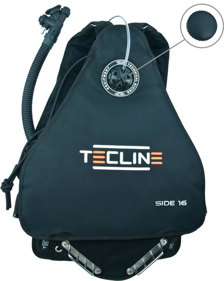 Tecline Side 16 Sidemount BCD