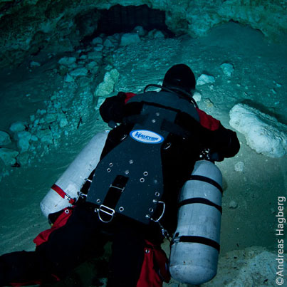 Halcyon Contour Cave Diving