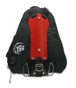 toddy style sidemount bcd