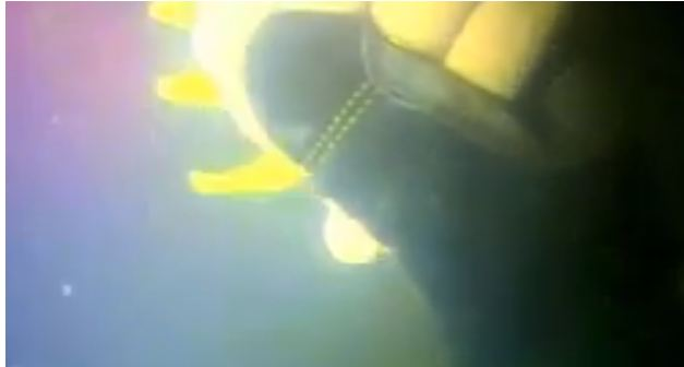 Jascon 4 rescue diving video