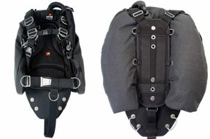 Top 5 sidemount adapter systems - Dive rite sidemount ...