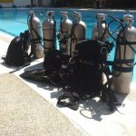 technical diving optimal gas mixes