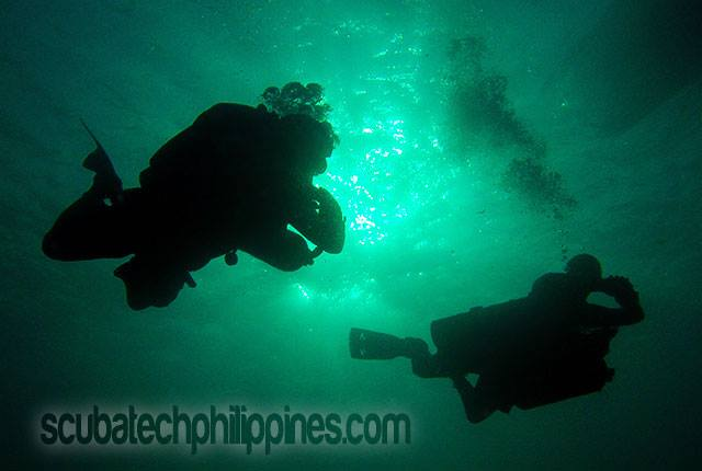 technical sidemount course philippines subic bay