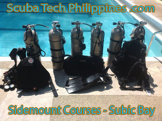 sidemount-courses-philippines-subic-bay xdeep stealth
