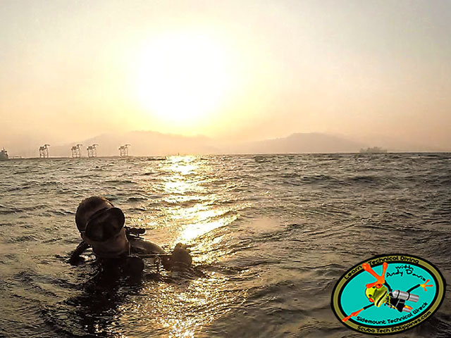 sidemount technical-diving-subic-bay-philippines