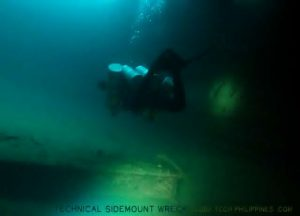 wreck diving tips