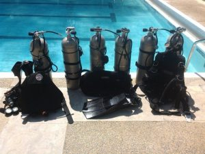 Preparing for Technical Diving Training