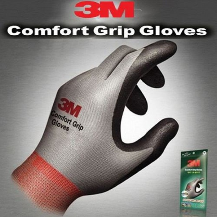 3m comfort grip gloves