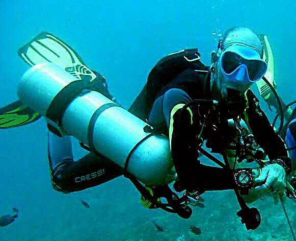 Bad-sidemount-training