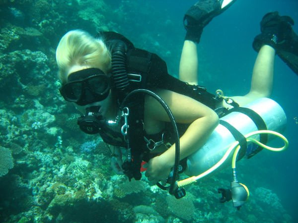bad sidemount training