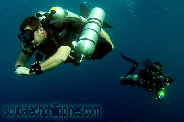 technical diving training courses philippines
