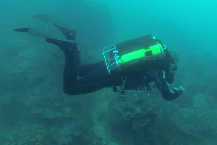 ccr technical diving philippines