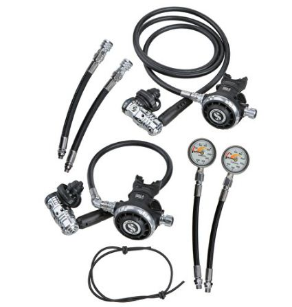 Scubapro Sidemount Regulators
