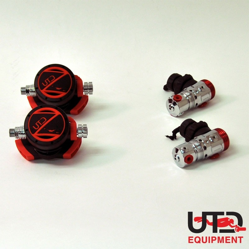 UTD Sidemount Regulators