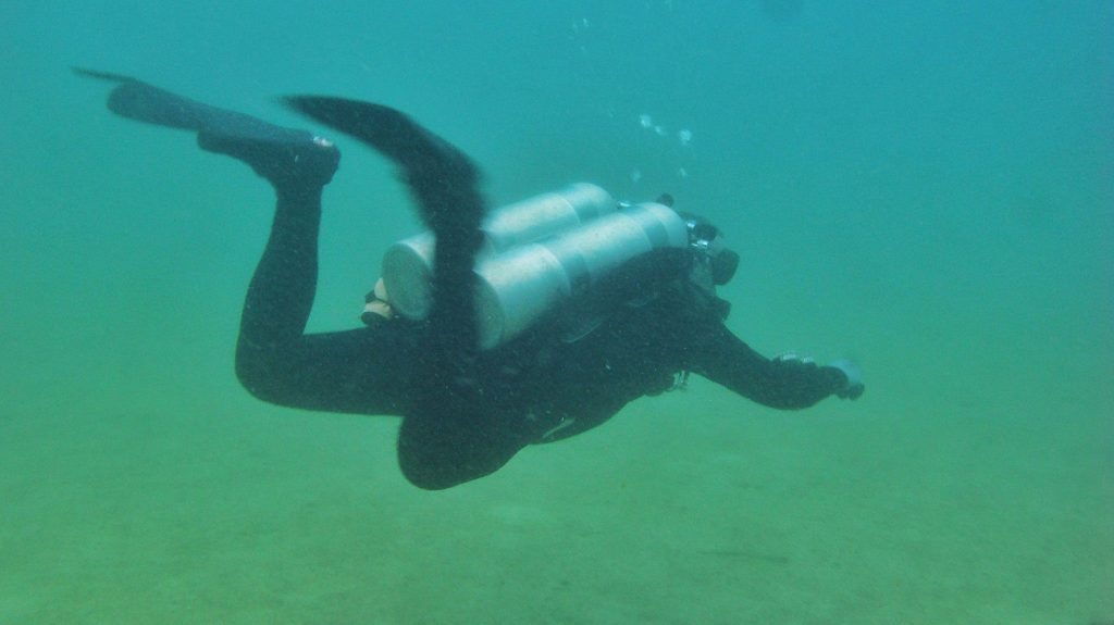 Xdeep NX Project Wing review andy davis technical diving