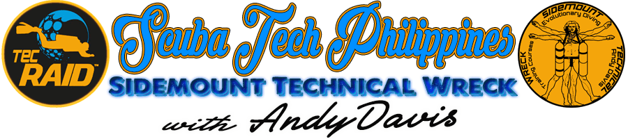 Andy Davis Technical Diving Blog