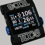 TDC-3 technical diving computer