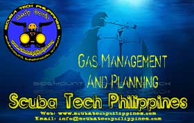 Scuba Diving Gas-Management course