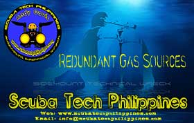 Scuba Diving Redundant-Gas-Sources Course
