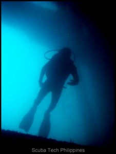best wreck diver course subic bay philippines