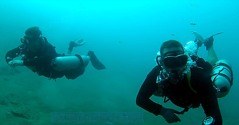 Sidemount Course Philippines Subic Anilao